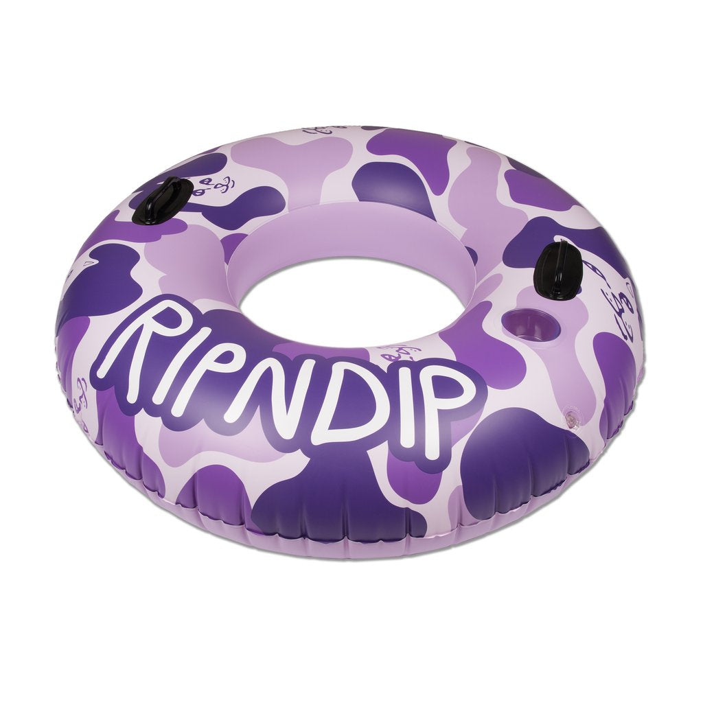 Rip N Dip Tube Pool Float Purple Camo, Other Accessories, Rip N Dip, My Favorite Things