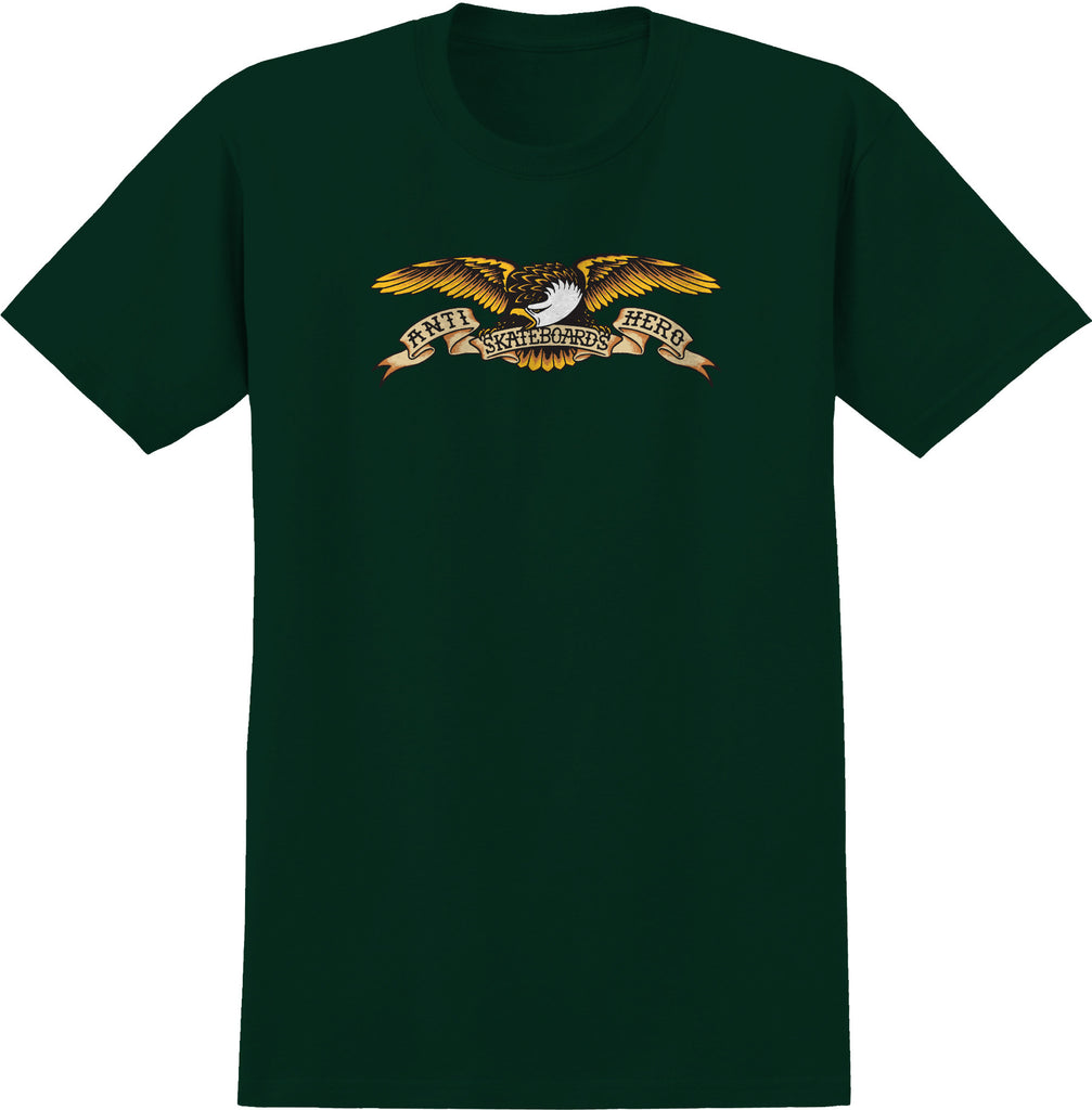 Antihero - Eagle T-Shirt Forrest Green