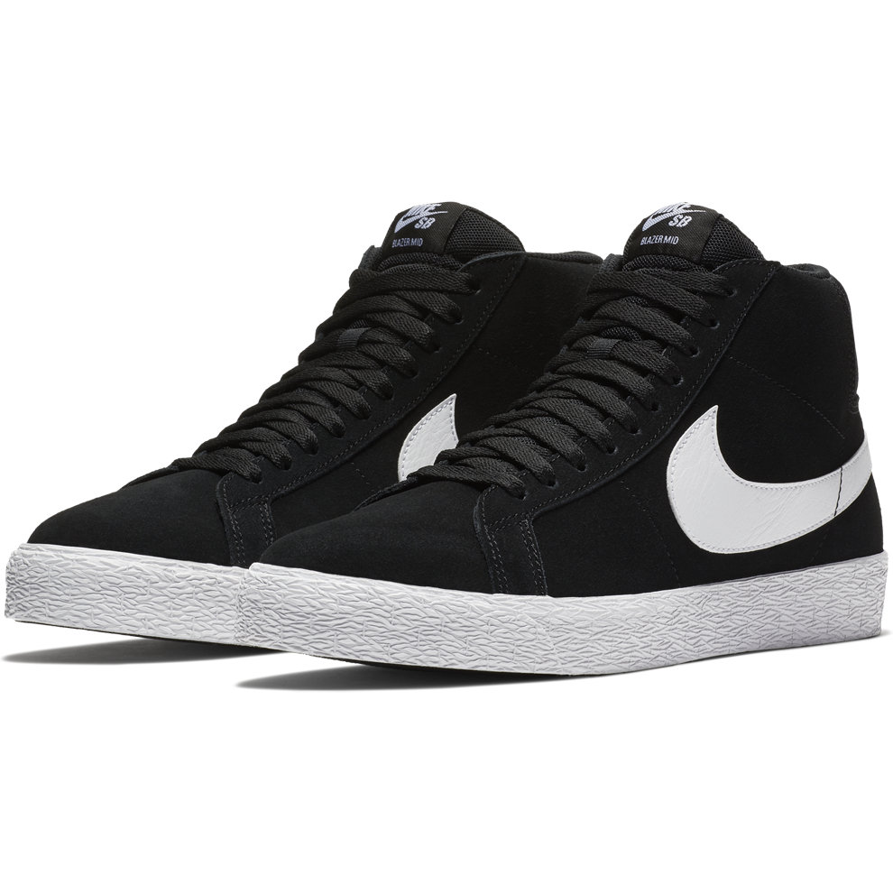 Nike SB - Zoom Blazer Mid Black/White, Shoes, Nike SB, My Favorite Things