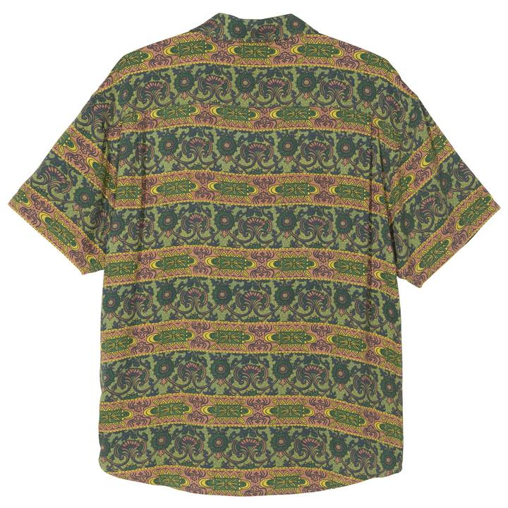 Stussy Baroque Shirt Olive, Shirts & Flannels, Stüssy, My Favorite Things