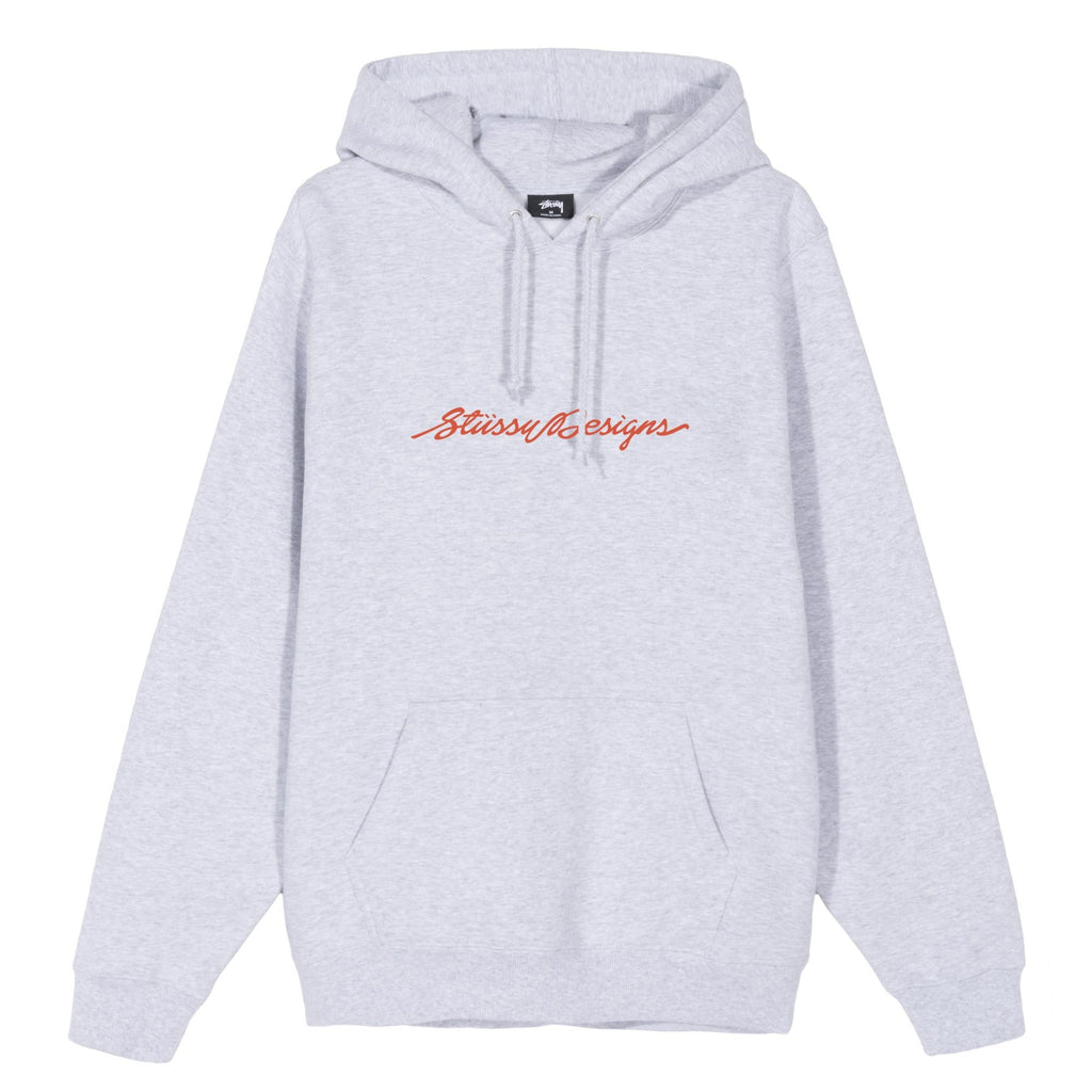 Stüssy - Edition App. Hood Ash Heather, Crewnecks & Hoodies, Stüssy, My Favorite Things