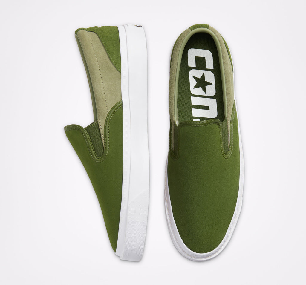 Converse Cons One Star CC Pro Slip On Cypress Green, Shoes, Converse, My Favorite Things