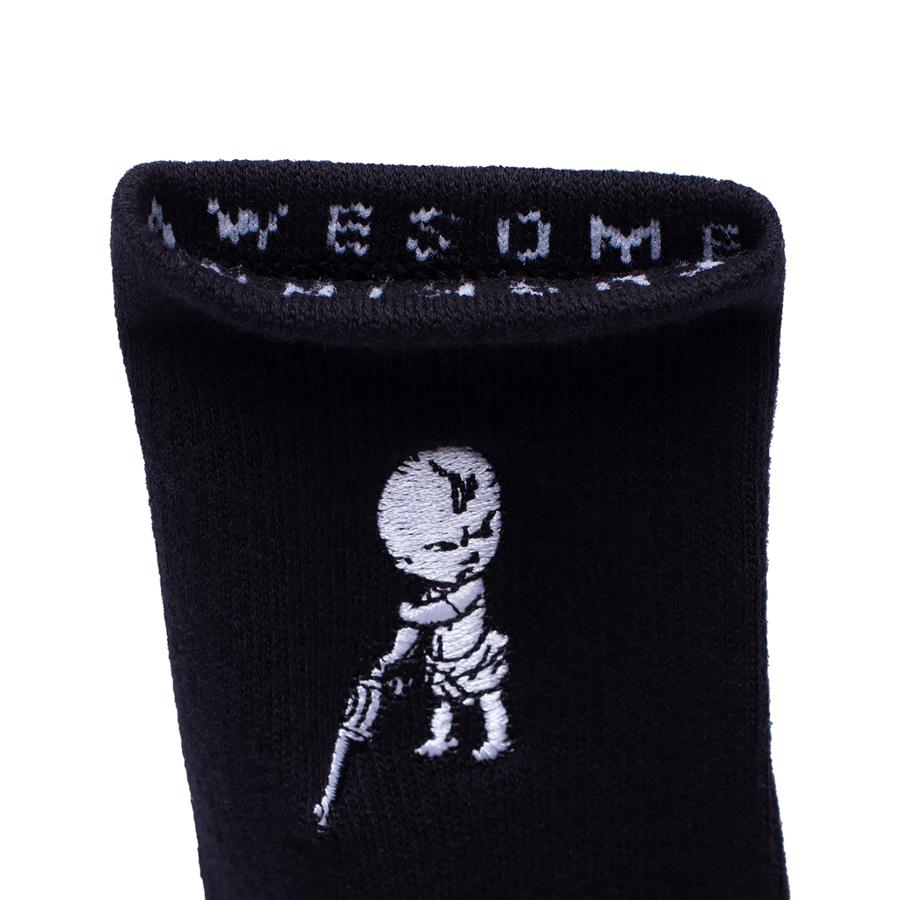 FA - Baby Socks Black