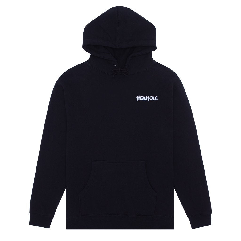 Hockey - Hellhole Hood Black