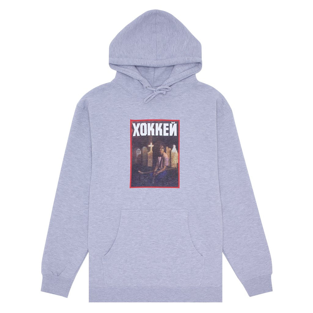 Hockey - Nik Stain Hoodie Grey Heather
