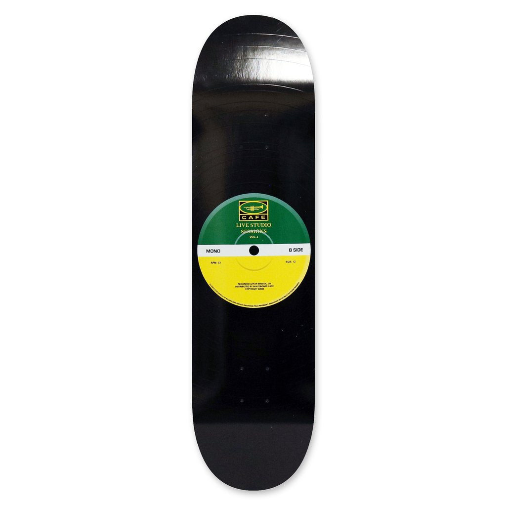 "Skateboard Cafe - ""45"" Green / Yellow 8.25"""