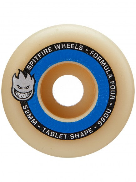 Spitfire Formula 4 99D Tablet 52mm, Wheels, Spitfire Wheels, My Favorite Things