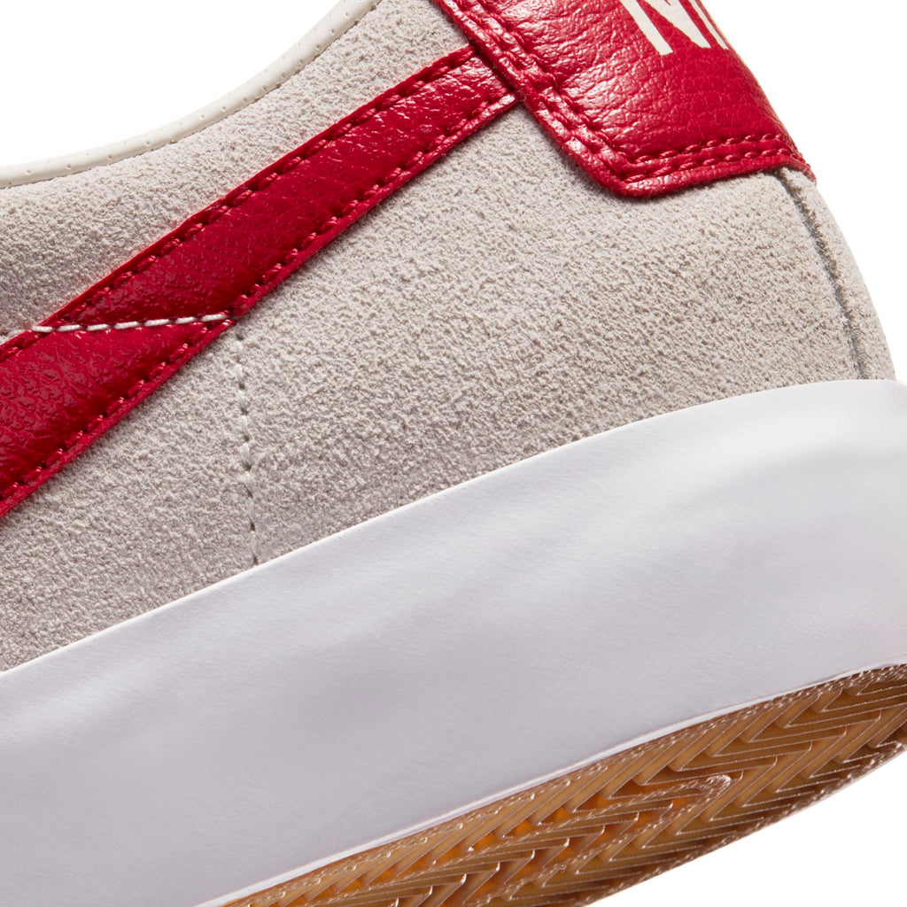 Nike SB - Blazer Low GT Sail/Cardinal Red-Gum Light Brown, Shoes, Nike SB, My Favorite Things
