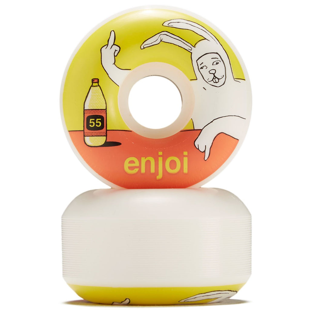 Enjoi - Tourettes Wheel 55mm, Wheels, Enjoi, My Favorite Things