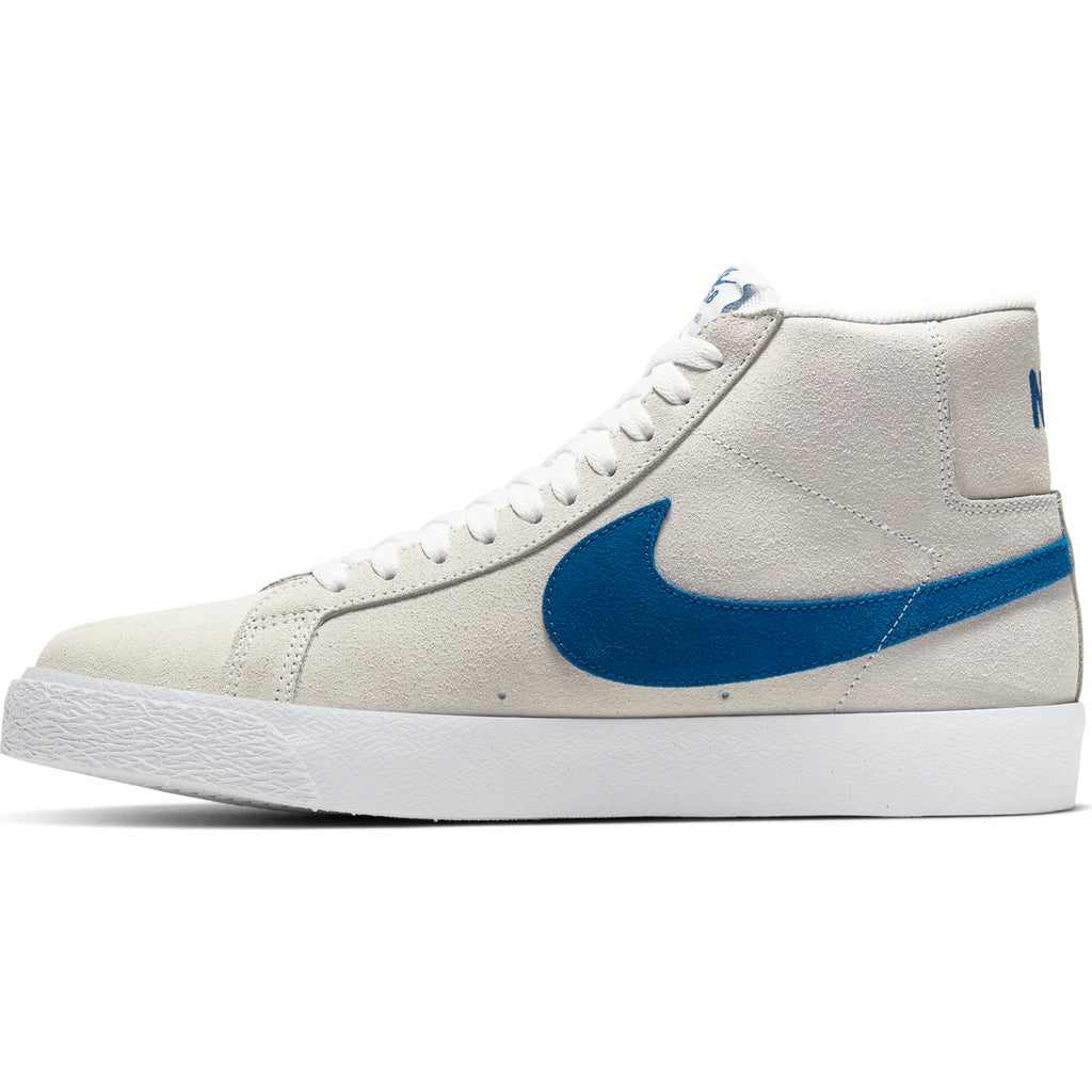Nike SB Blazer Zoom Blazer Mid White/Team Royal, Shoes, Nike SB, My Favorite Things