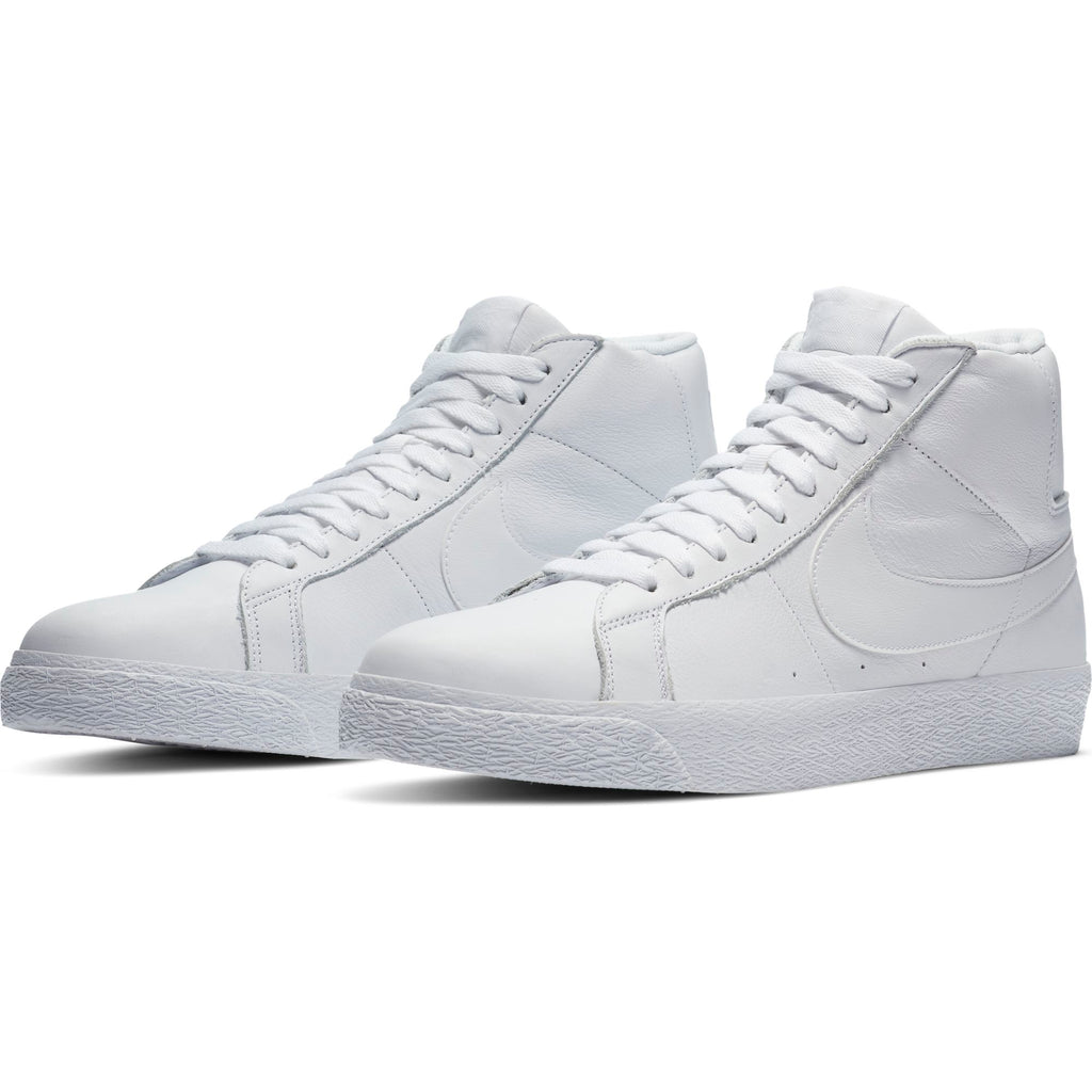 Nike SB - Zoom Blazer Mid White/White, Shoes, Nike SB, My Favorite Things