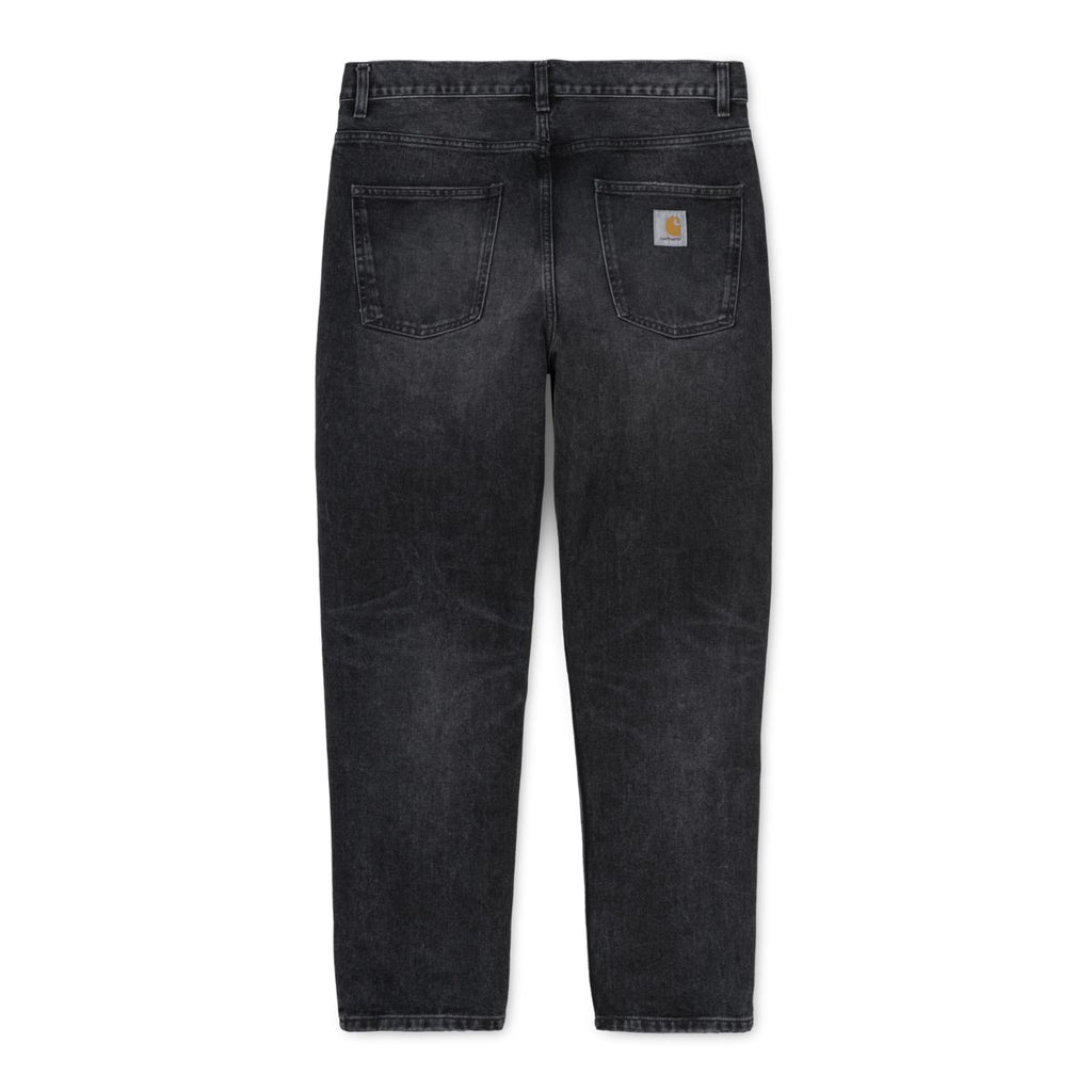 Carhartt - Newel Pant Black (Mid Worn Wash), Pants, Carhartt WIP, My Favorite Things