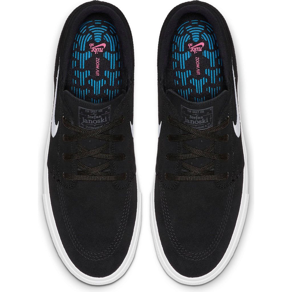 Nike SB Zoom Janoski RM Black/White-Thunder Grey-Gum Light Brown, Shoes, Nike SB, My Favorite Things