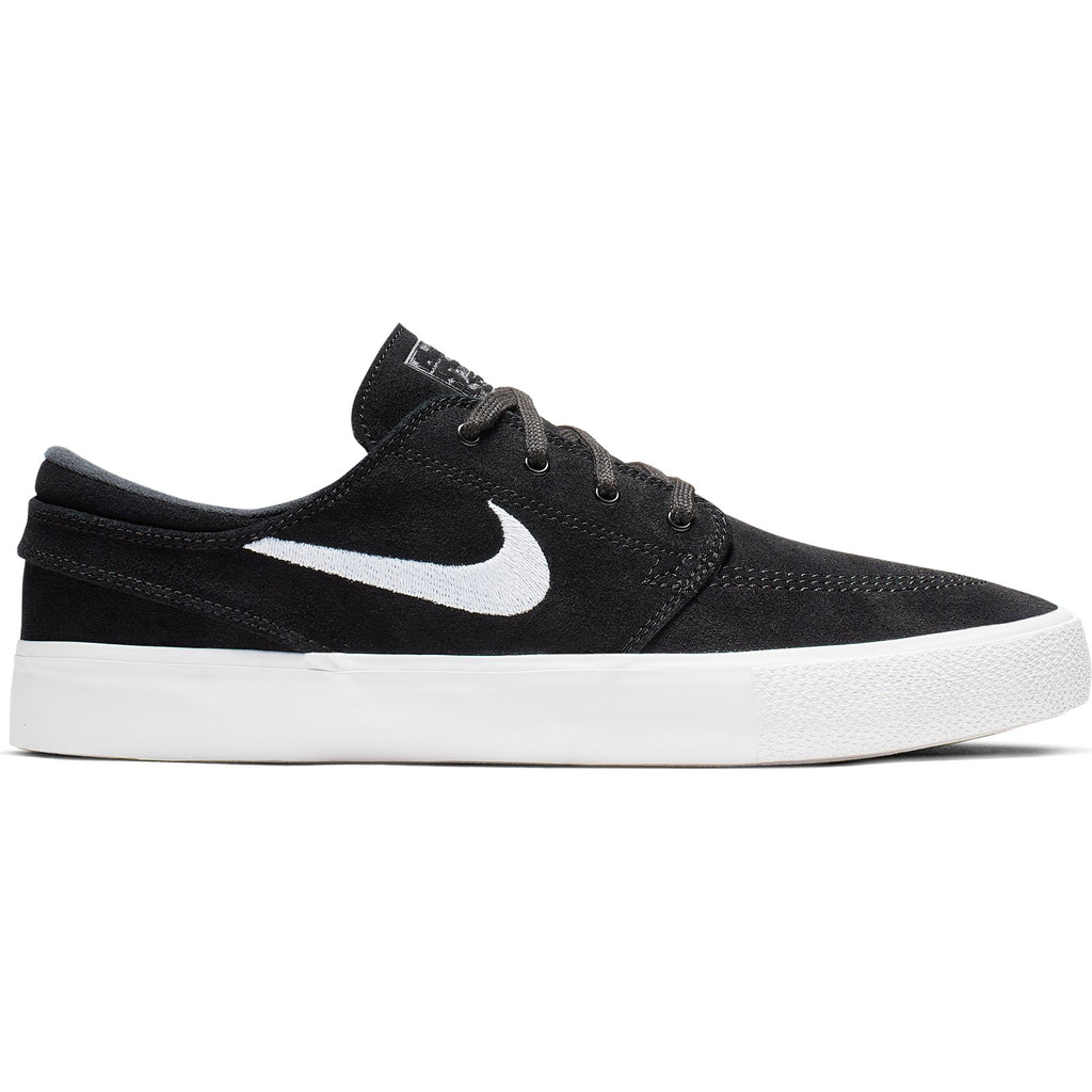 Nike SB Zoom Janoski RM Black/White-Thunder Grey-Gum Light Brown