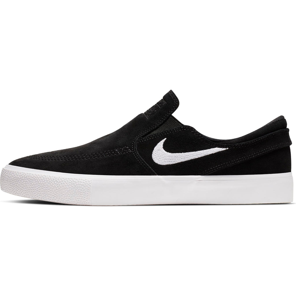Nike SB Zoom Janoski Slip RM Black/White-White - My Favorite Things