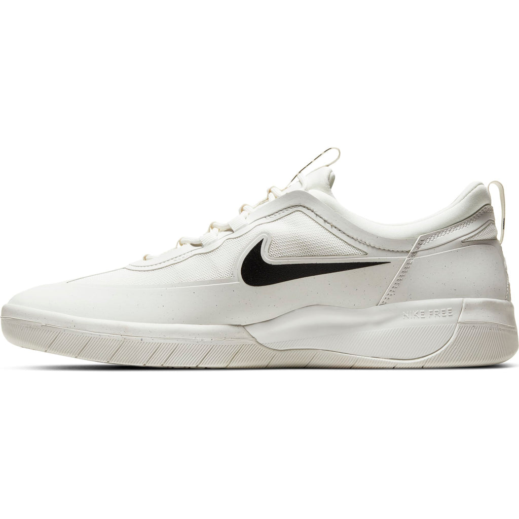 Nike SB - Nyjah Free 2 Summit White/Black-Summit White, Shoes, Nike SB, My Favorite Things