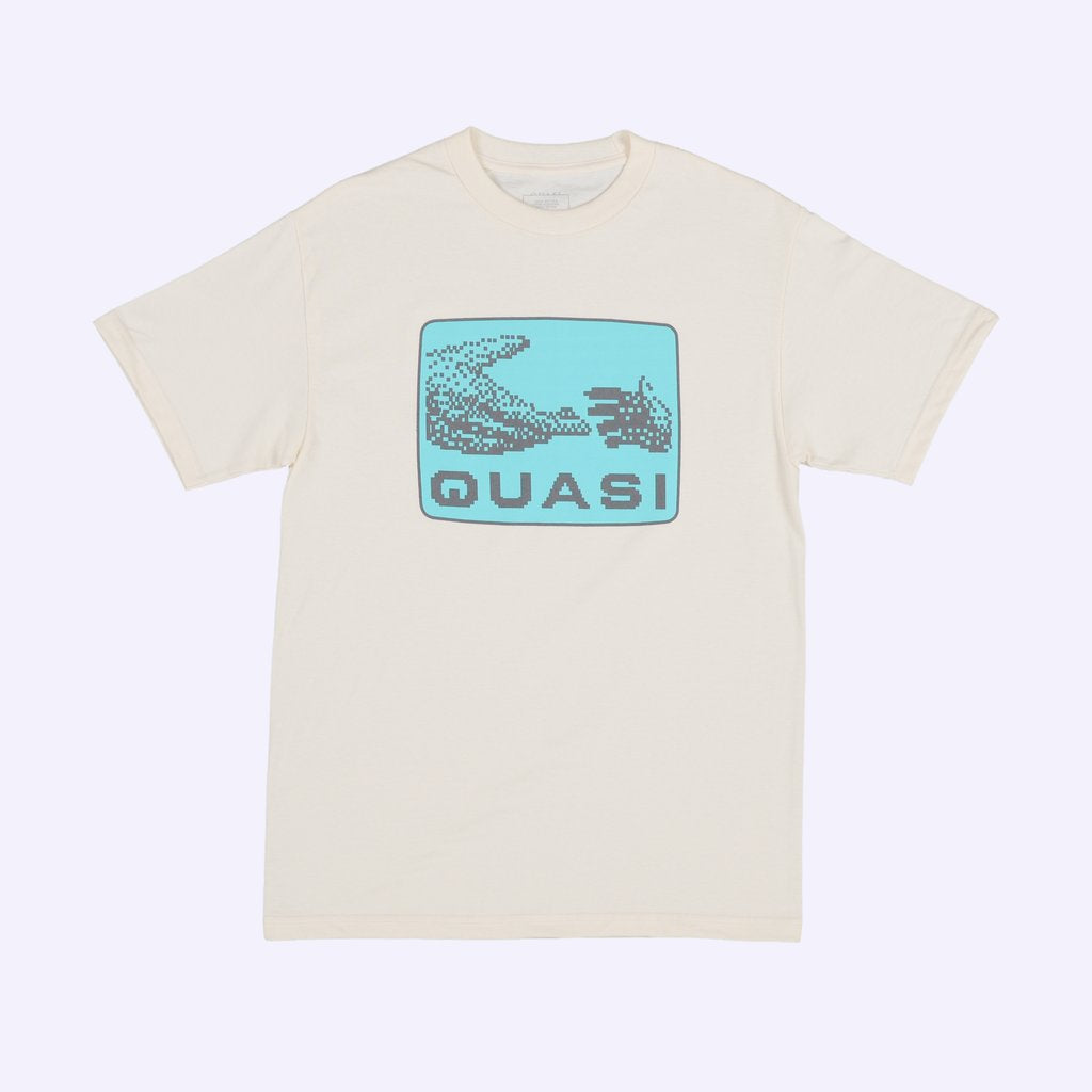Quasi - Cell T-Shirt Creme, T-Shirts, Quasi Skateboards, My Favorite Things