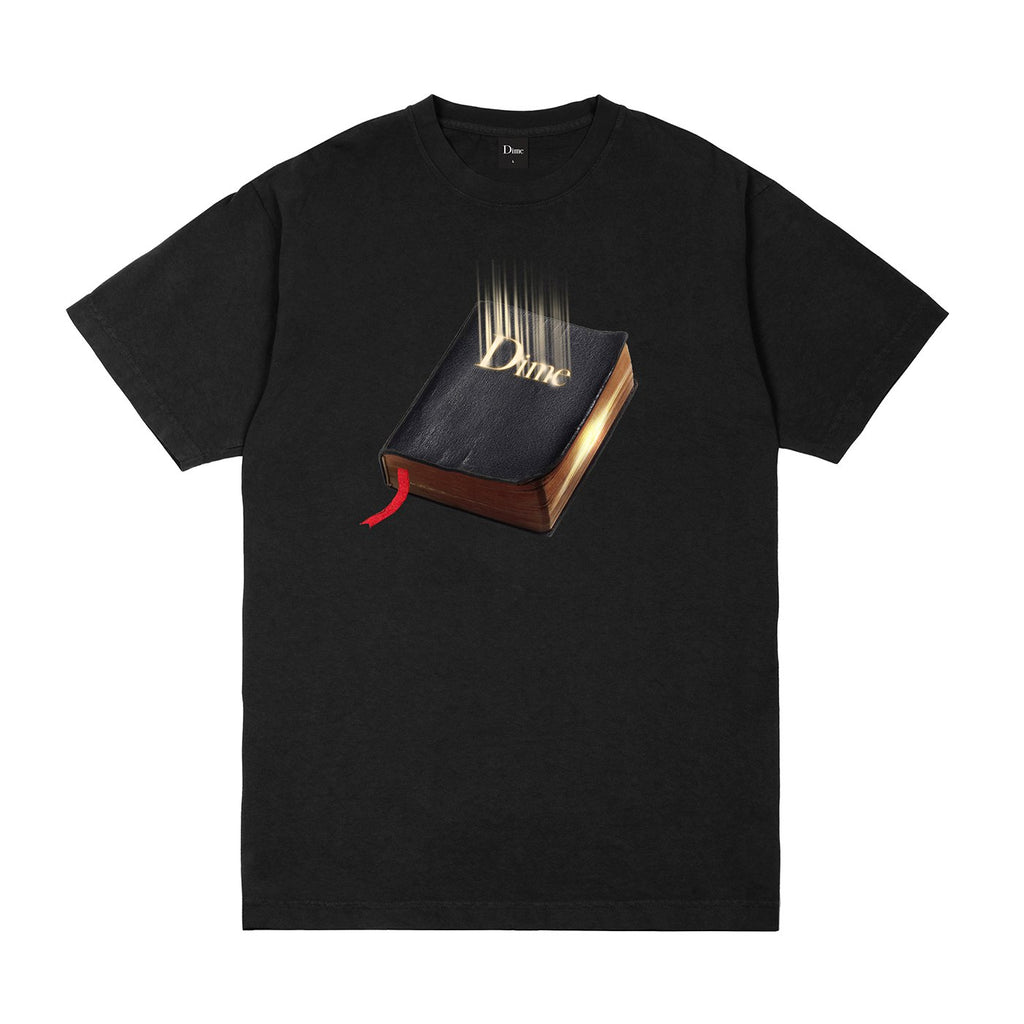 Dime - Book T-Shirt Black