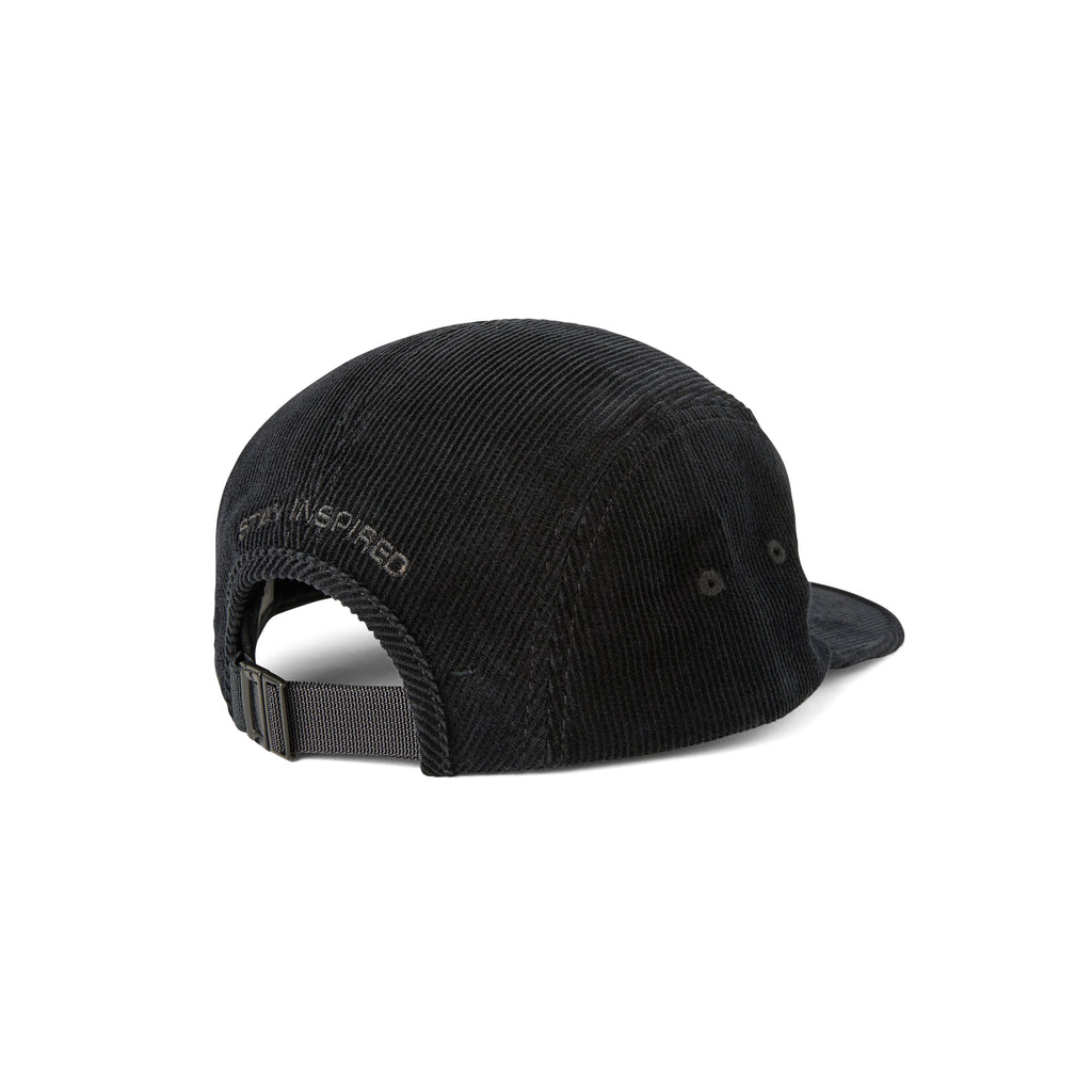 Polar - Cord Speed Cap Black