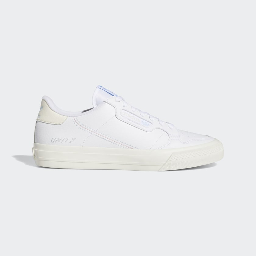 Adidas X Unity Press - Continental Vulc Ftwwht/CWhit