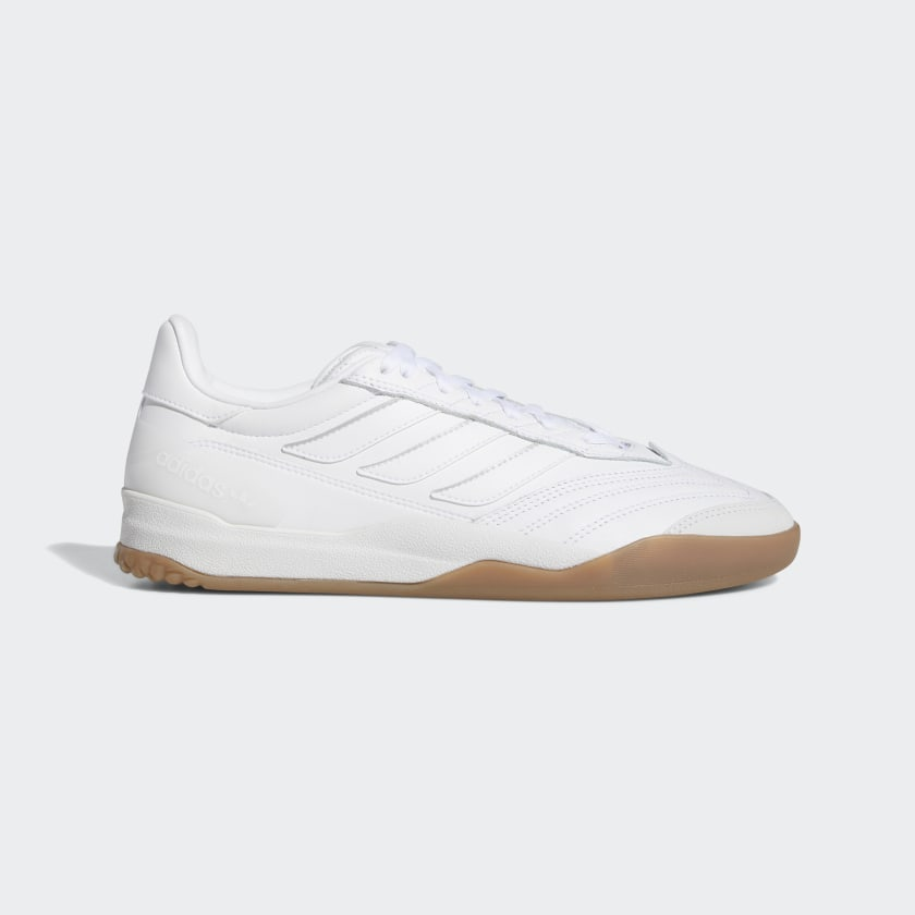 Adidas - Copa Nationale Cloud White / Gum, Shoes, Adidas Skateboarding, My Favorite Things
