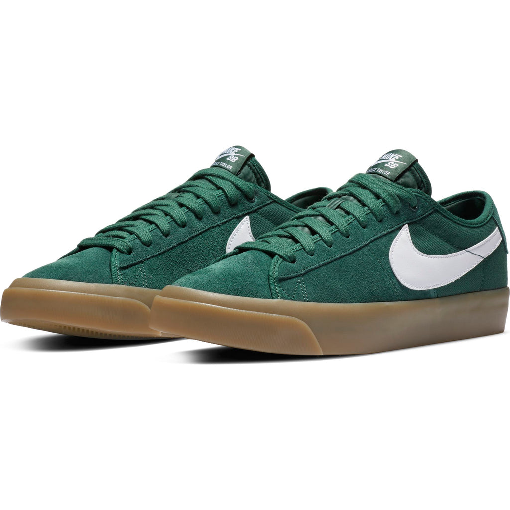 Nike SB - Zoom Blazer Low Pro GT Green, Shoes, Nike SB, My Favorite Things