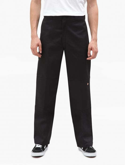 Dickies Double Knee Work Pant Loose Fit Black, Pants, Dickies, My Favorite Things