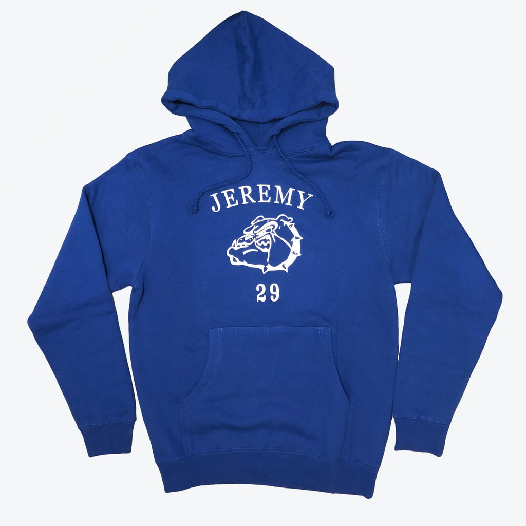 Bye Jeremy - Dog Hoodie Royal, Crewnecks & Hoodies, Bye Jeremy, My Favorite Things
