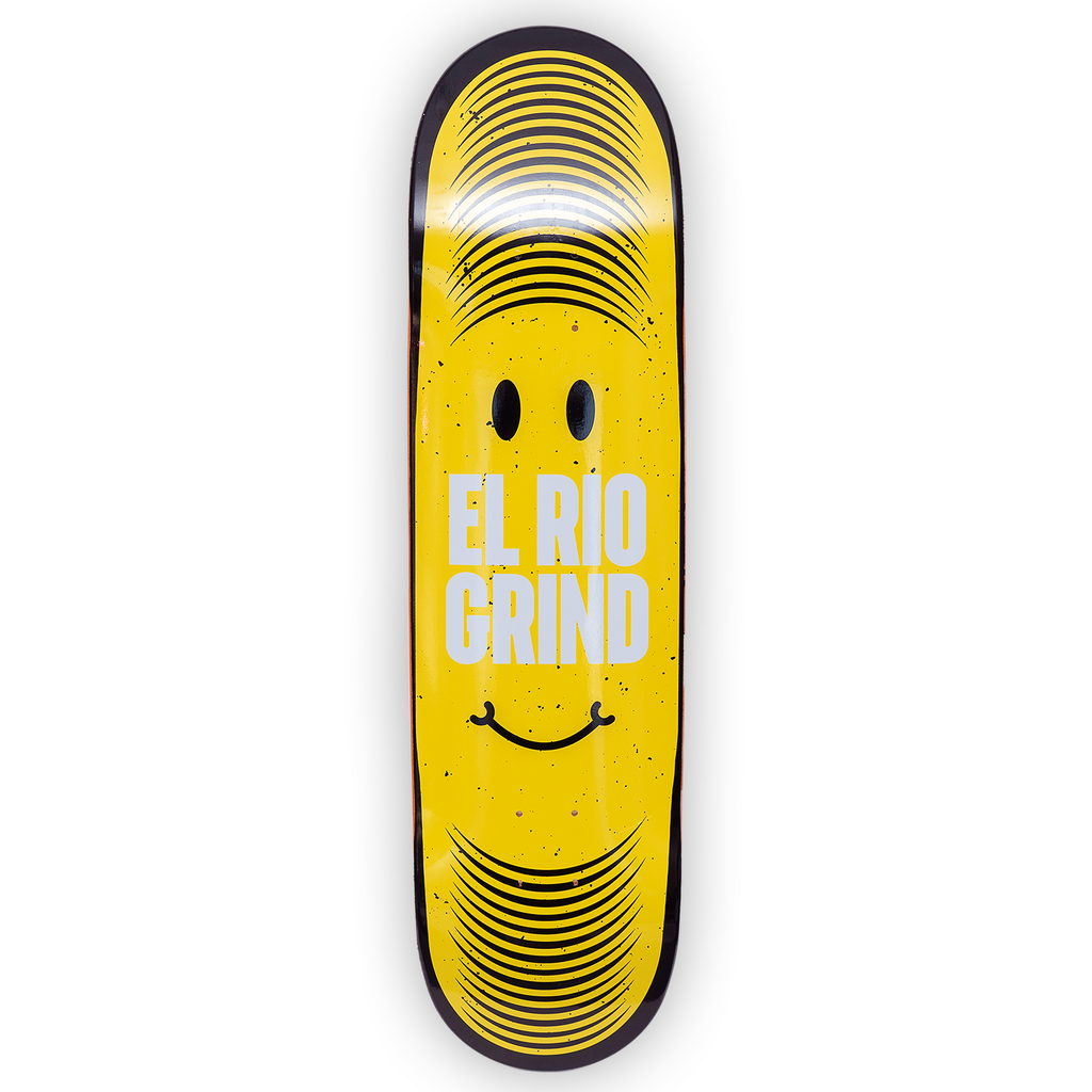 "El Rio Grind Meet The Smiller 8.125"", Decks, El Rio Grind, My Favorite Things"