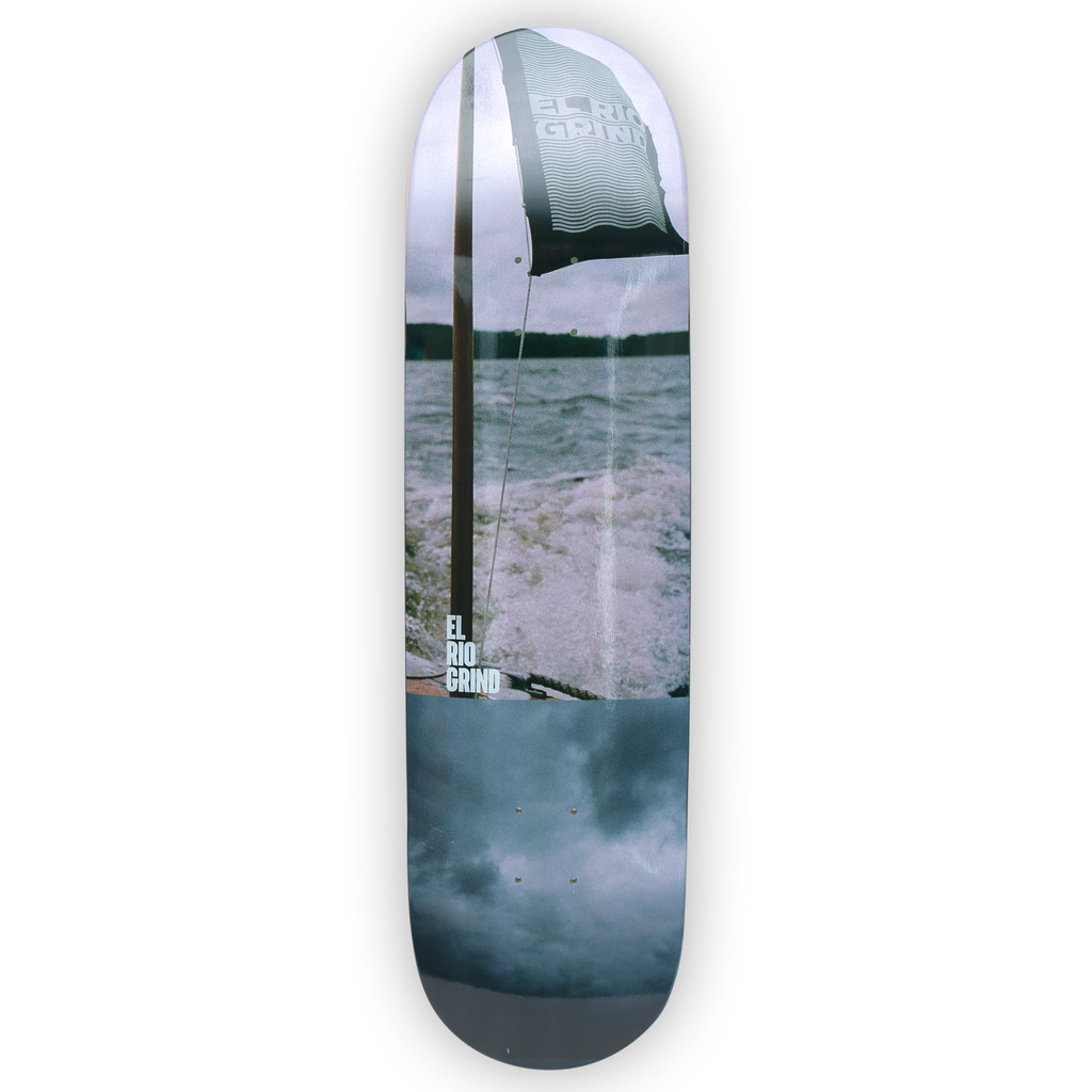 "El Rio Grind Paatti 7.375"", Decks, El Rio Grind, My Favorite Things"