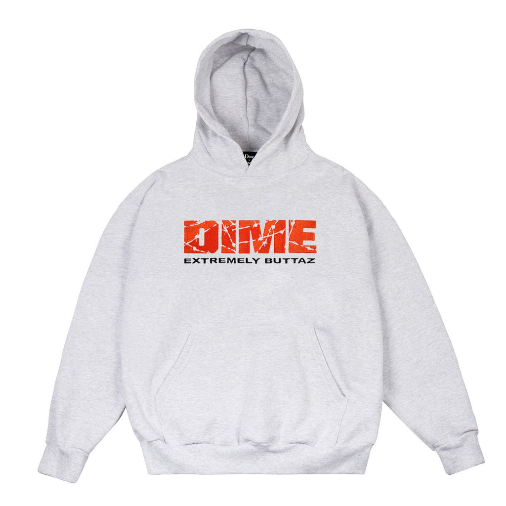 Dime - Extremely Buttaz Hoodie Ash