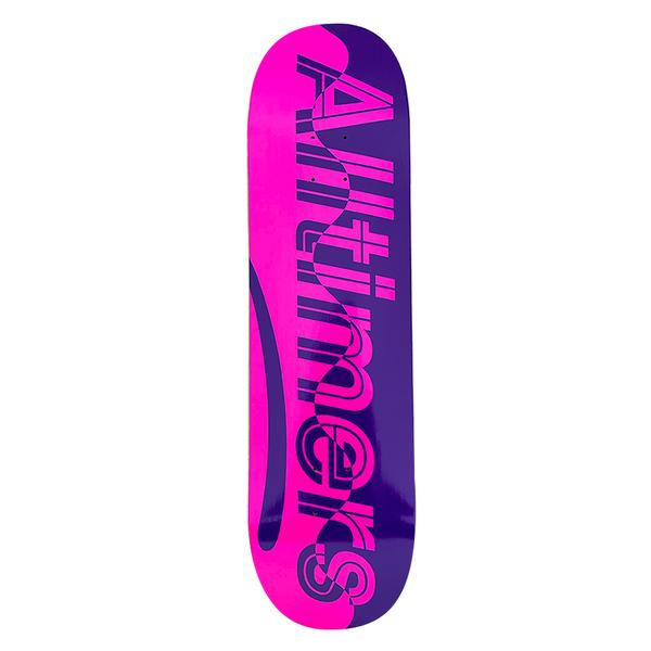 Alltimers - Wave Estate Board Purple 8.3""