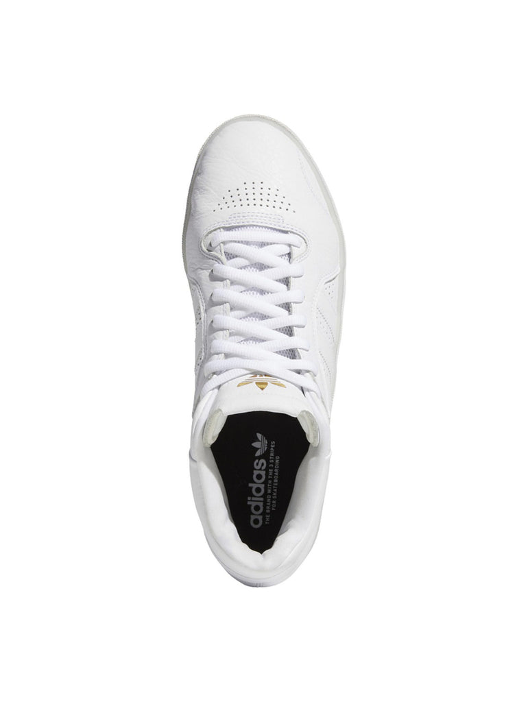Adidas - Tyshawn White/White, Shoes, Adidas Skateboarding, My Favorite Things