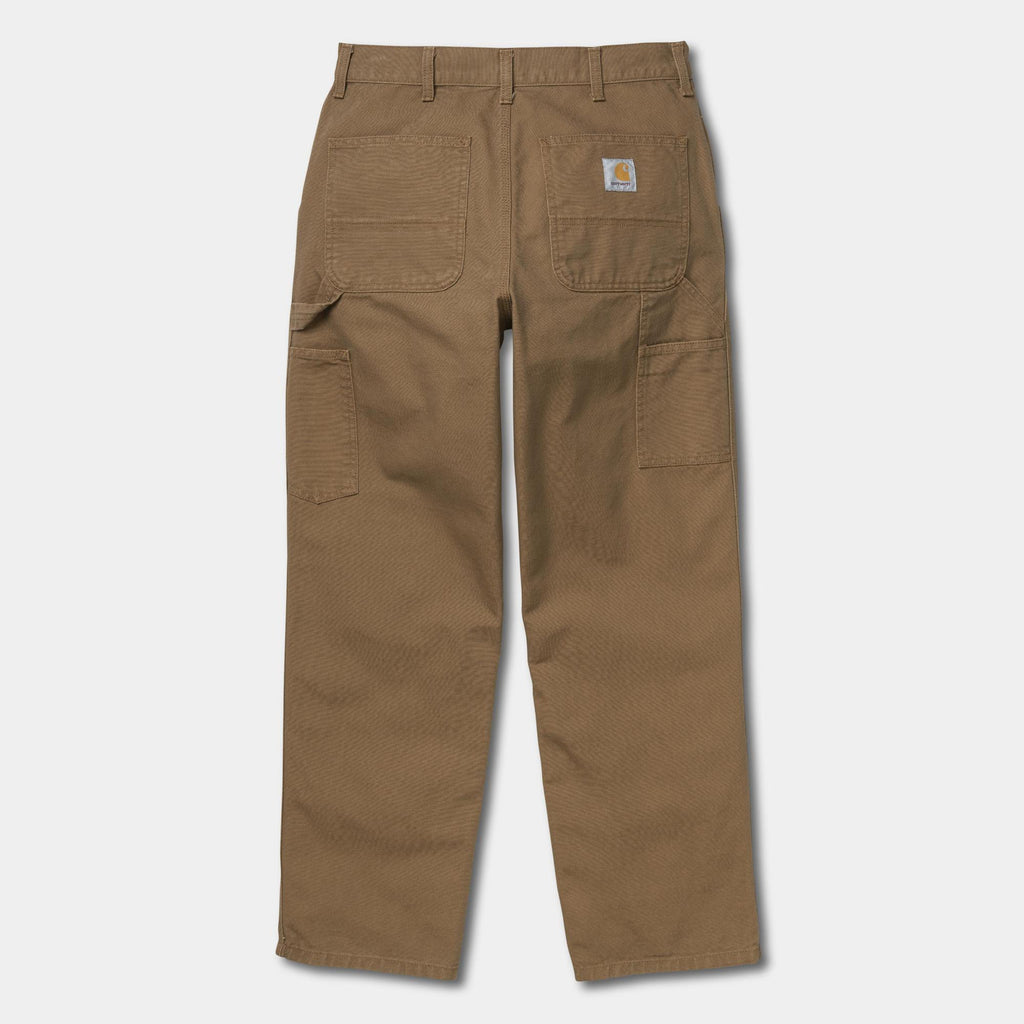 Carhartt Single Knee Pant Hamilton Brown (Rinsed), Pants, Carhartt WIP, My Favorite Things