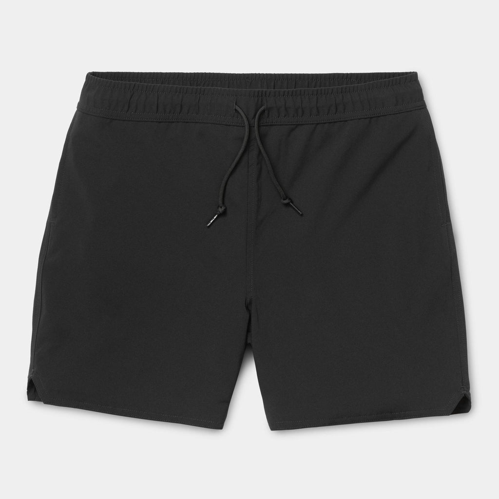 Carhartt Aran Swim Trunk Black, Shorts, Carhartt WIP, My Favorite Things