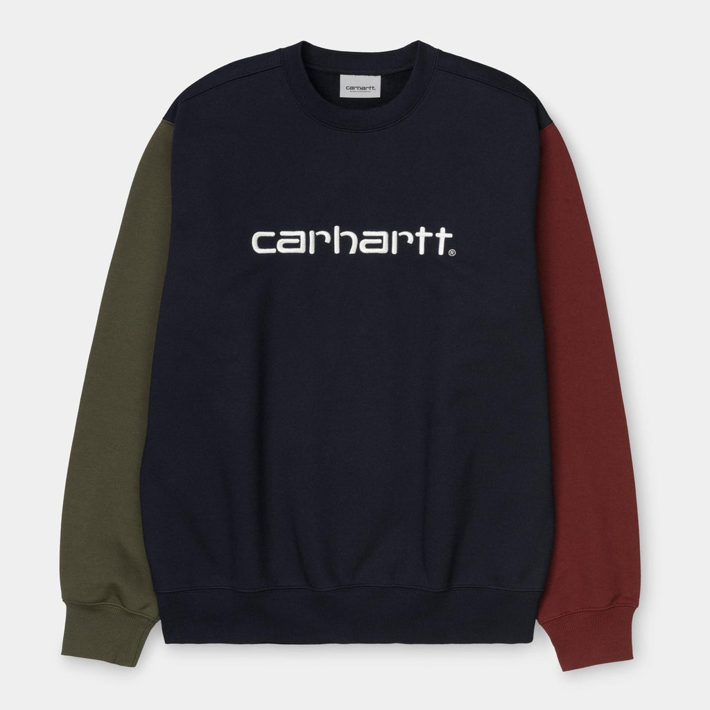 Carhartt - Tricol Sweat Dark Navy