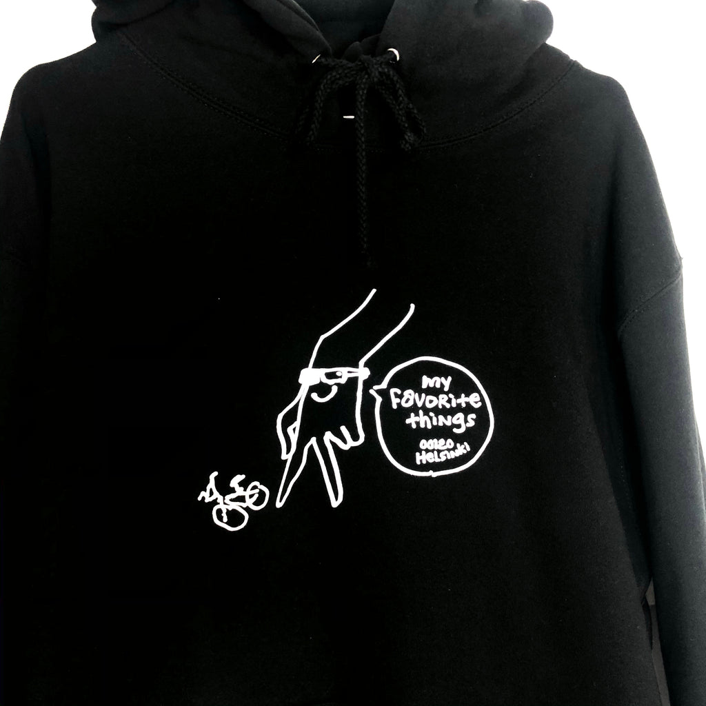 My Favorite Things - Gonz Hoodie Black