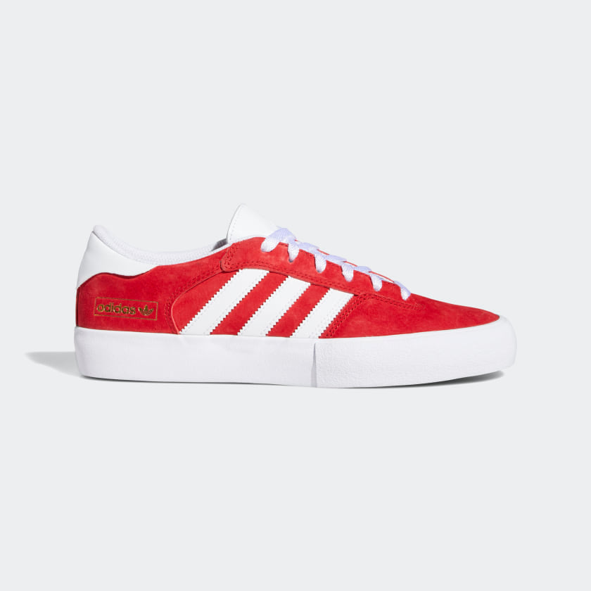 Adidas - Matchbreak Super Red/White, Shoes, Adidas Skateboarding, My Favorite Things