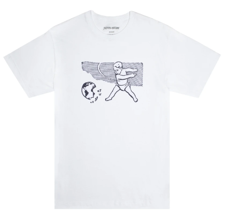 FA Baby World Tee White, T-Shirts, FA, My Favorite Things