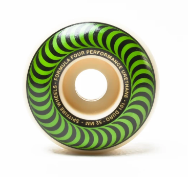 Spitfire Formula 4 101D Classic 52mm, Wheels, Spitfire Wheels, My Favorite Things