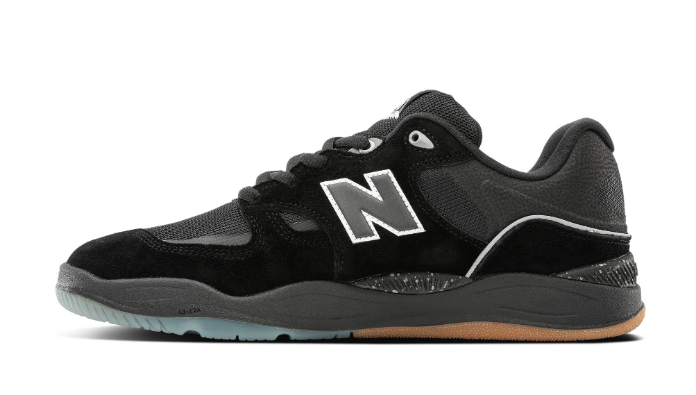 New Balance Numeric - NM1010 TIAGO Black / Black