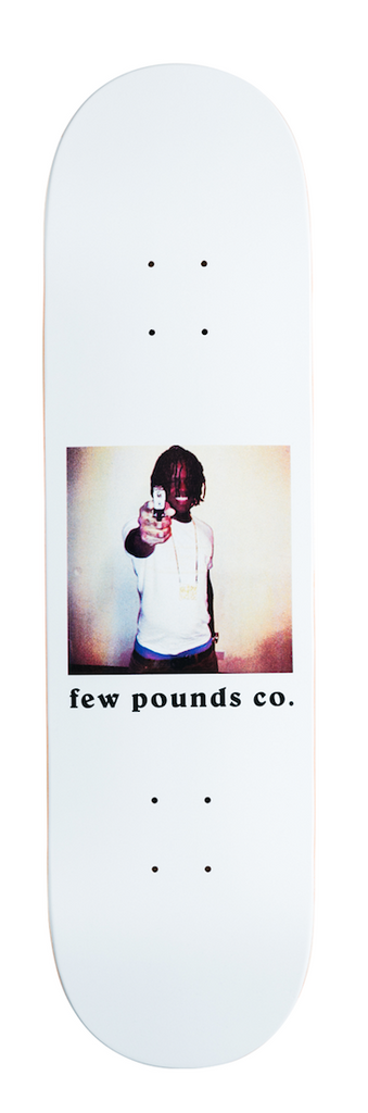 Few Pounds Co. - Sosa 8.125""