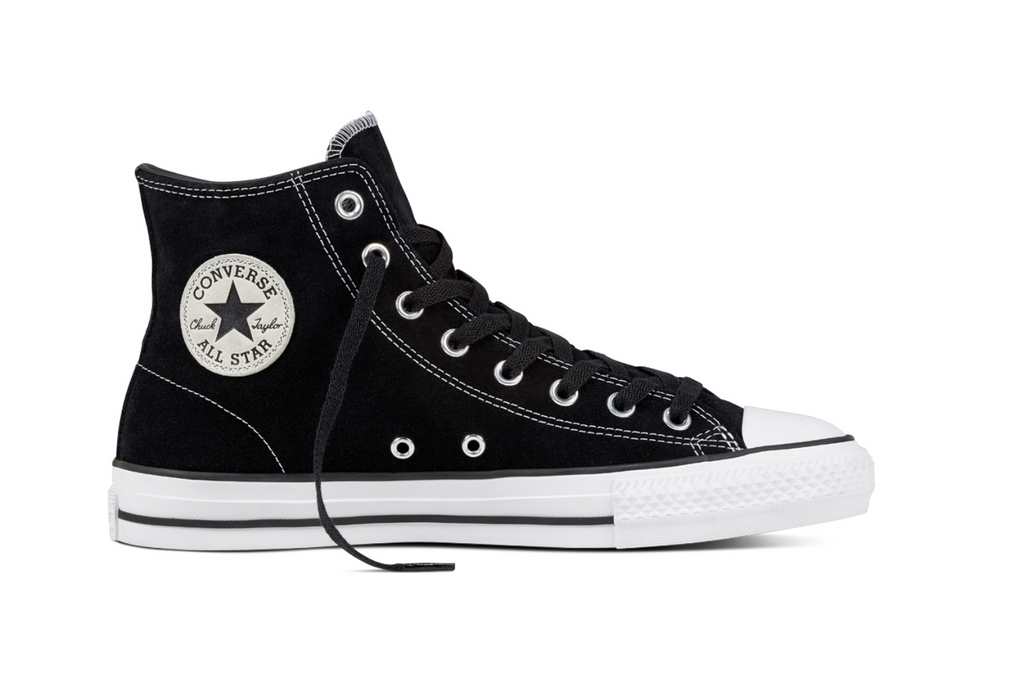 Converse Cons CTAS Pro Hi Black/Black/White - My Favorite Things