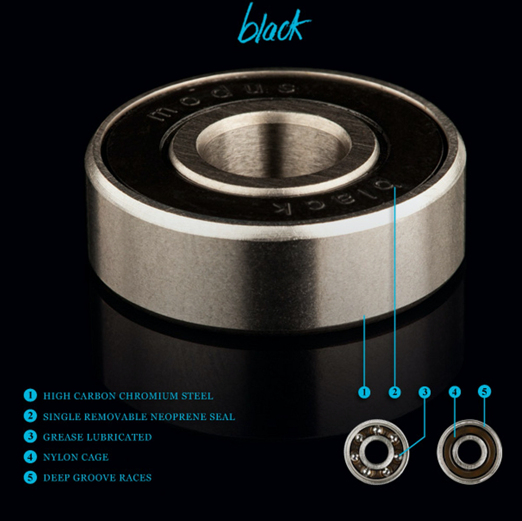 Modus Bearings BLACK, Bearings, Modus Bearings, My Favorite Things