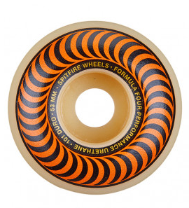 Spitfire - Formula 4 101D Classic 53mm - My Favorite Things