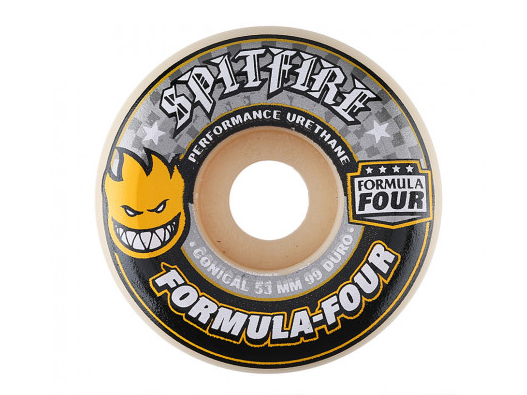 Spitfire Formula Four 99D Conical 52mm - My Favorite Things