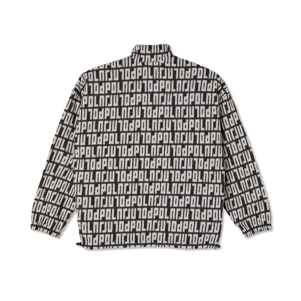 Polar - Fleece Pullover 2.0 Black/Ivory