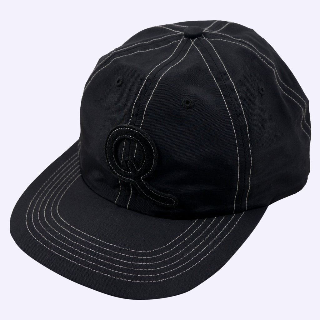 Quasi - Q 6P Hat Black, Caps, Quasi Skateboards, My Favorite Things