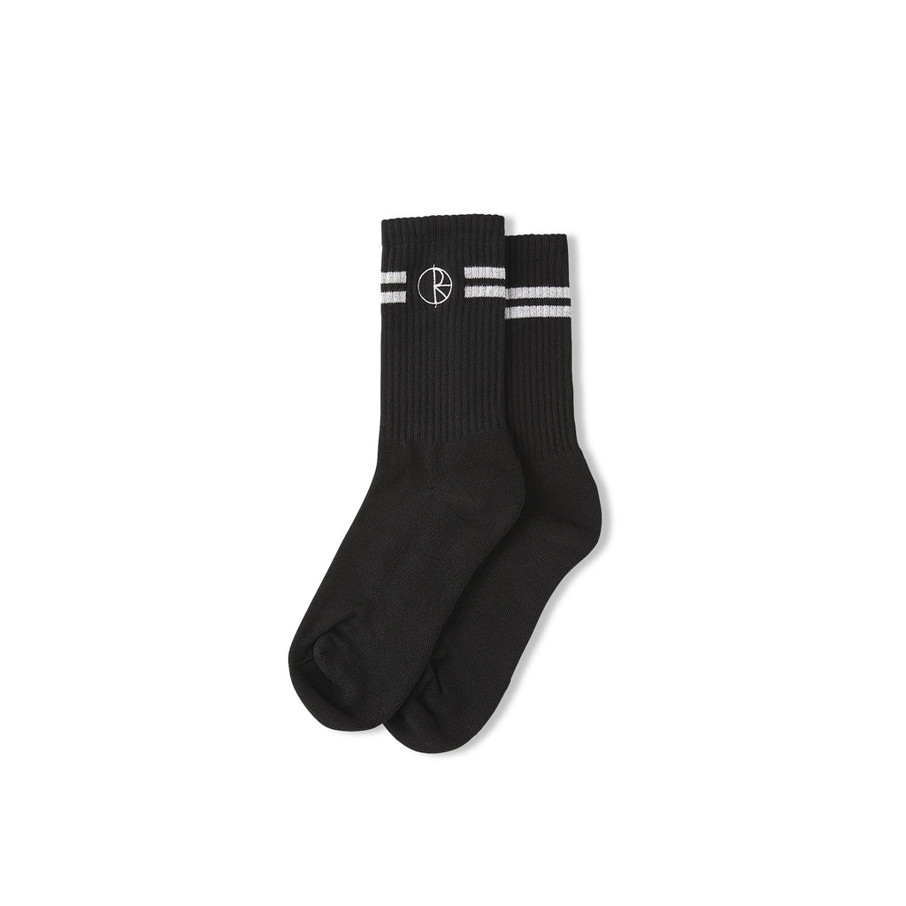 Polar - Stroke Logo Socks Black