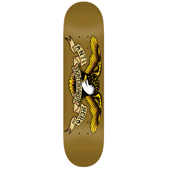 "Antihero Classic Eagle 8,06"" (Tan), Decks, Antihero Skateboards, My Favorite Things"